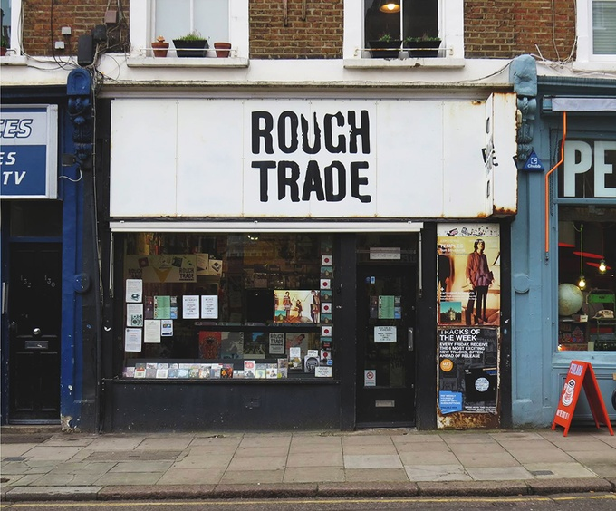 latimer house rough trade shops