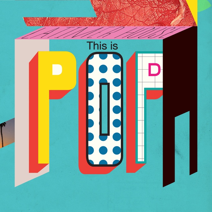 "This Is Pop 7"" sleeve"